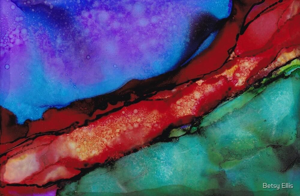 Celestial Fanfare #2 by Betsy Ellis