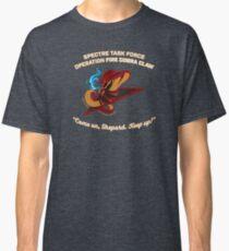 Mass Effect - Fire Cobra Claw Classic T-Shirt