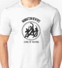 Camiseta unisex Manhattan Newsies