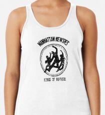 Camiseta de tirantes para mujer Manhattan Newsies