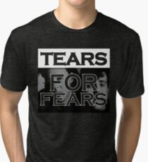 Tears For Fears Tri-blend T-Shirt