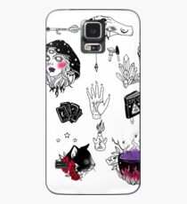 For the Recreational Witch - Art Case/Skin for Samsung Galaxy