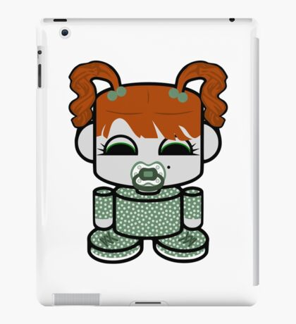 Dot O'BABYBOT Toy Robot 1.0 iPad Case/Skin