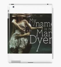 Mara Dyer iPad Case/Skin