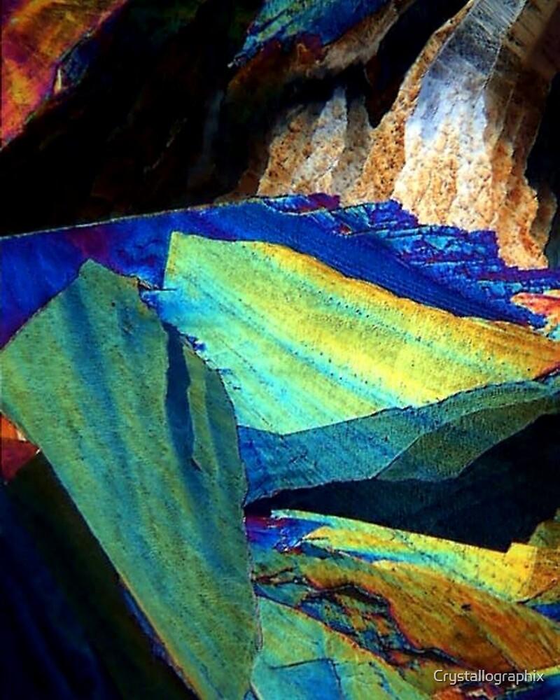 Grotto Azzura by Crystallographix