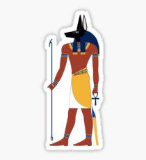 Pegatina Anubis