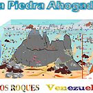«Dive Site Diagram La ahogada. » de losroquesdive