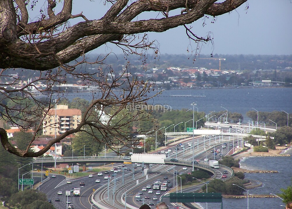 Overlooking Perth by glennmp