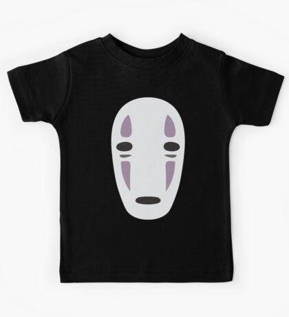 Kaonashi (No-Face) - Spirited Away Kids Clothes
