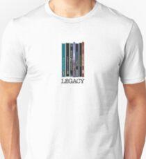 "Oasis Album Stack ""Legacy"" Unisex T-Shirt"