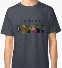 friends parody lego Classic T-Shirt