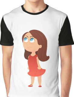 Cute Marry. Graphic T-Shirt