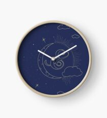 Night & Day Clock