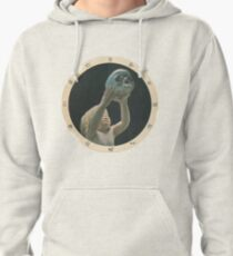 ALEISTER CROWLEY MOONCHILD BOOK COVER  Pullover Hoodie