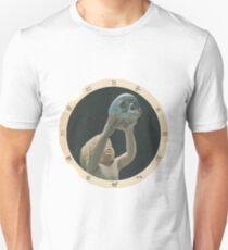 ALEISTER CROWLEY MOONCHILD BOOK COVER  Unisex T-Shirt
