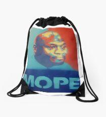 Crying Jordan- MOPE Drawstring Bag