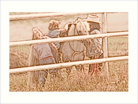 The Pony Club by Christine Thomas