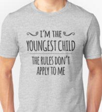I'm the YOUNGEST CHILD Unisex T-Shirt
