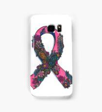 thyroid Cancer Ribbon Samsung Galaxy Case/Skin