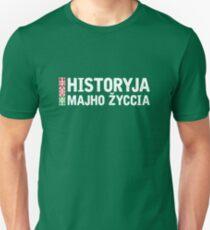 Naviband - Historyja majho žyccia [2017, Belarus] T-Shirt