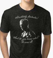 Ninth Doctor - Fantastic Tri-blend T-Shirt