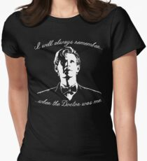 Eleventh Doctor - I will always remember... T-Shirt