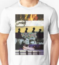 Echo and the Bunnymen - Albums Unisex T-Shirt