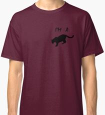 i am a cougar Classic T-Shirt