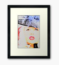 pasha du Valentine by Jimmy Deas Framed Print