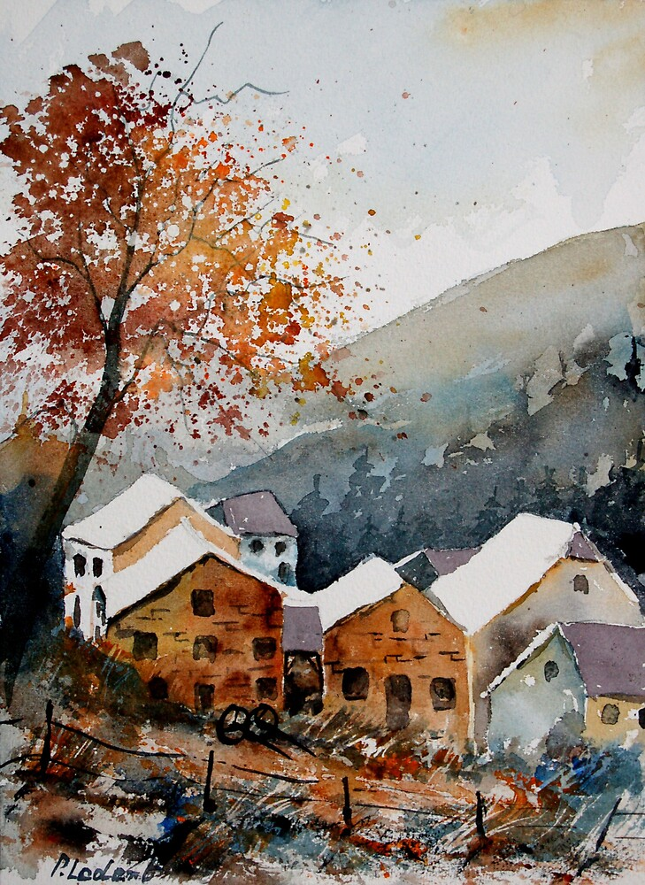 watercolor 091107 by calimero