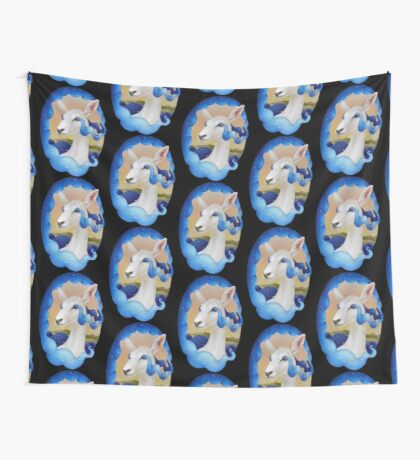 White Deer - Spirit of the Woods Wall Tapestry