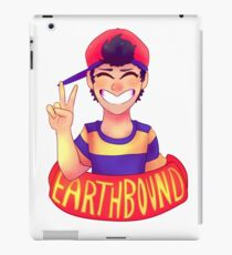 Earthbound - Ness iPad Case/Skin