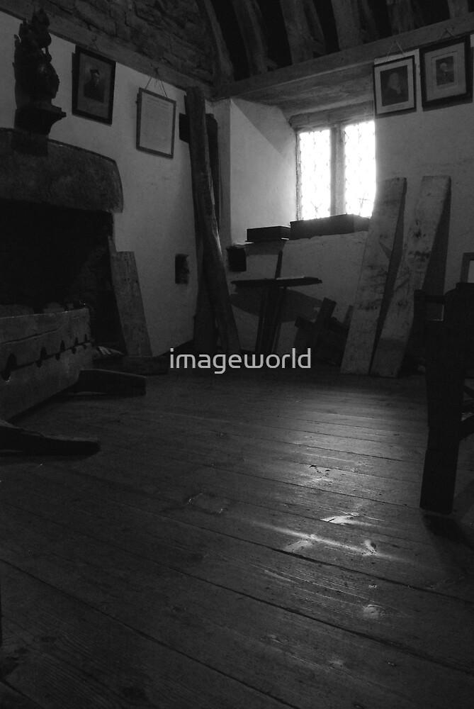 Popes Room & Musuem by imageworld