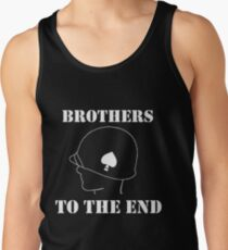 Brothers army Tank Top