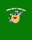Challah at Your Boy by Sophersgreen