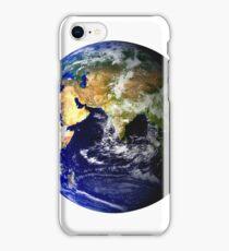 Earth Globe iPhone Case/Skin