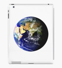 Earth Globe iPad Case/Skin