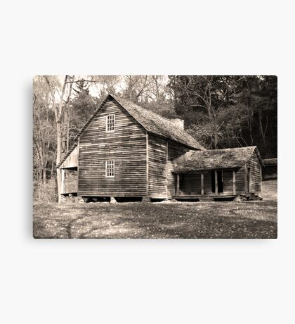 Yesteryear  Canvas Print