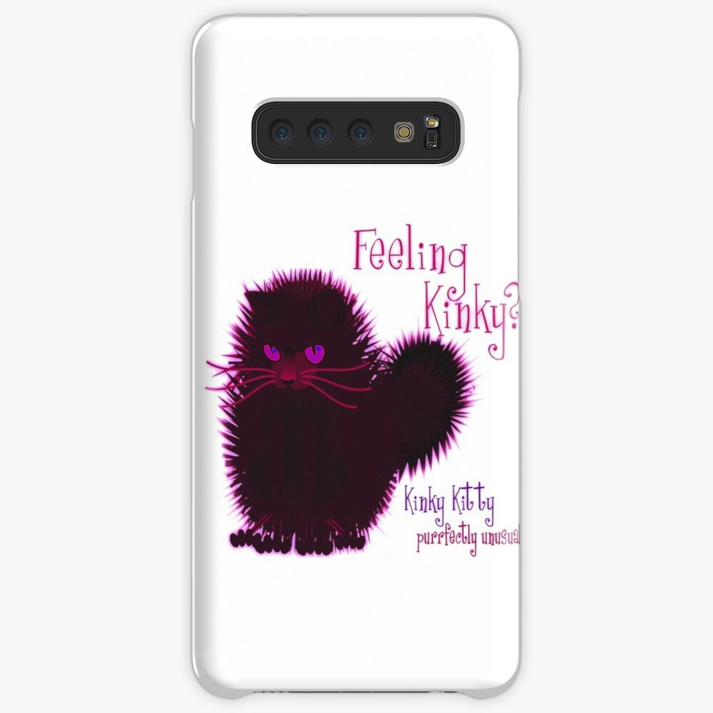 KINKY KITTY - Feeling Kinky Case & Skin for Samsung Galaxy