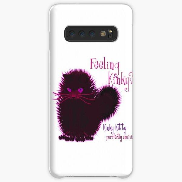 KINKY KITTY - Feeling Kinky Samsung Galaxy Snap Case