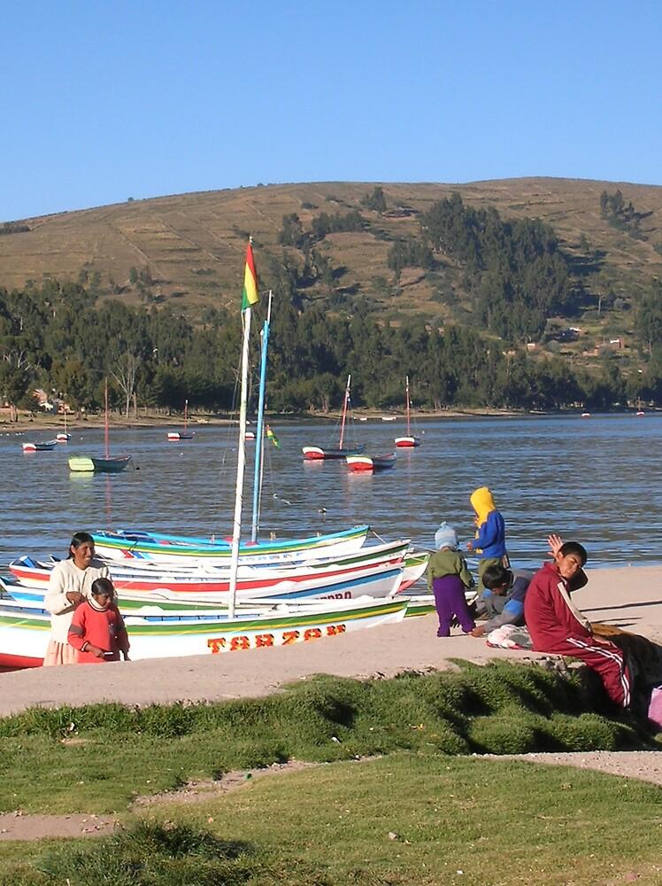 Lago Titicaca by bms2tjb