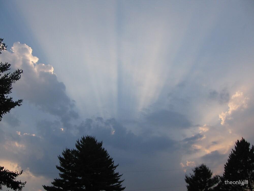 Heavenly light by theonlyjill