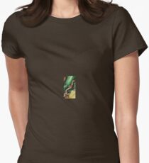 CR0107 Women's Fitted T-Shirt