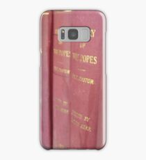 History of the Popes Samsung Galaxy Case/Skin