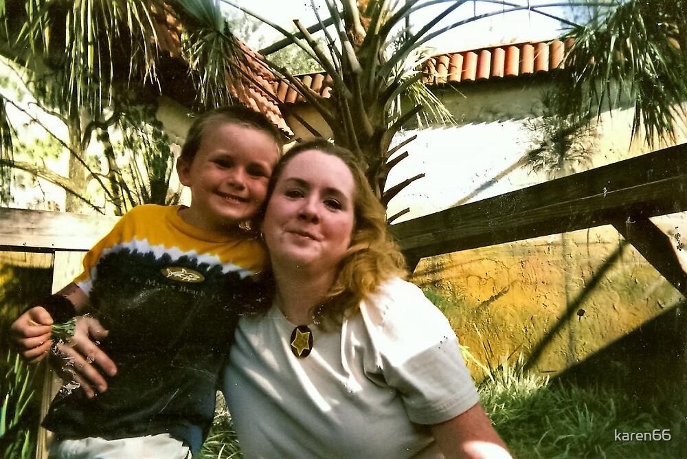 Karyn and My Son Julian by karen66