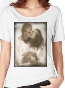 Spike and Faith Lehane Women's Relaxed Fit T-Shirt