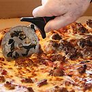 Cutting the Pizza! by Heather Friedman