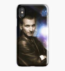 Ninth Doctor - Christopher Eccleston iPhone Case/Skin