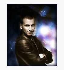 Ninth Doctor - Christopher Eccleston Photographic Print