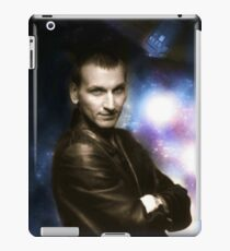 Ninth Doctor - Christopher Eccleston iPad Case/Skin